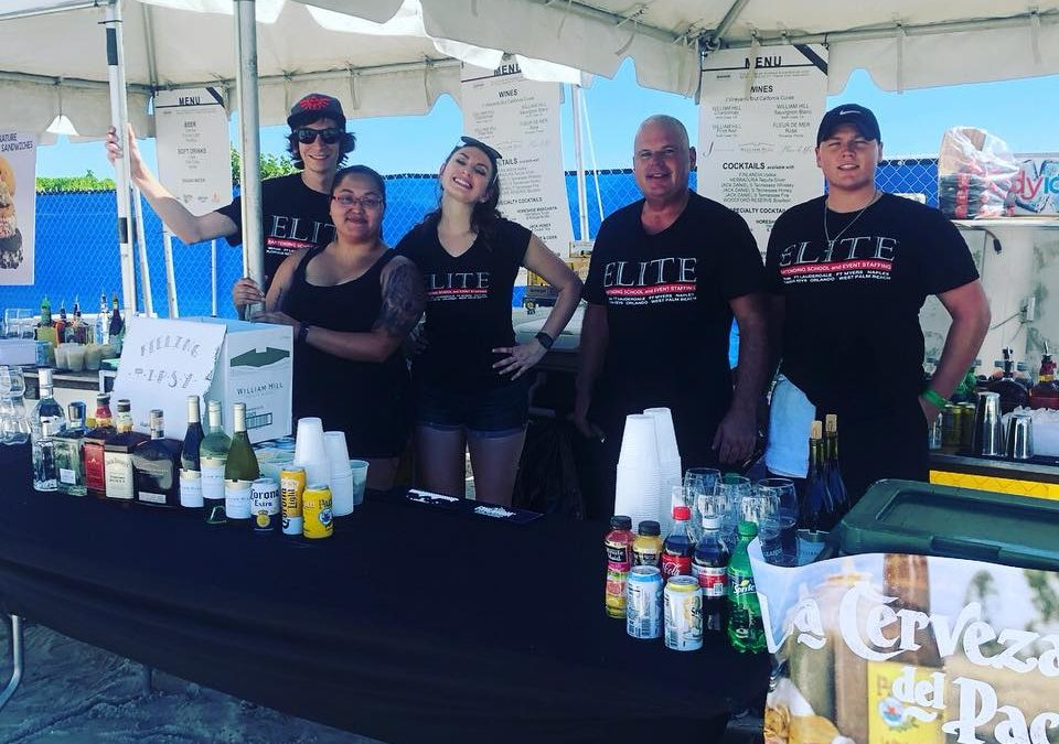 Hire a bartender in Southwest Florida!