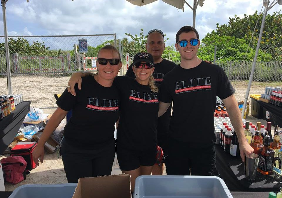 Hire Event Staff Bartenders in Miami!