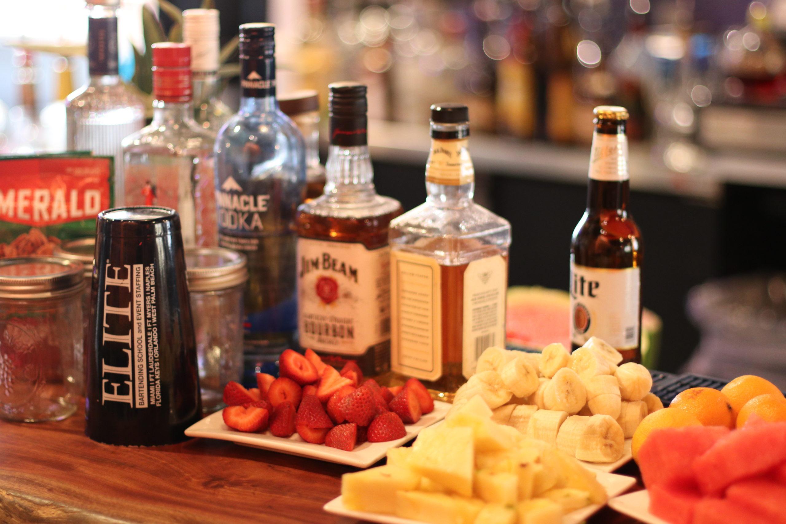 Miami Bartending Company. Miami Bar Service